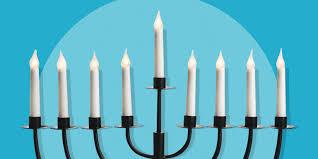 electric menorah 10 best electric menorahs for hanukkah 2018 battery operated