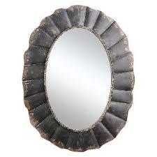 Wall Mirrors At Target Metal Mirror Wall Hanging Target