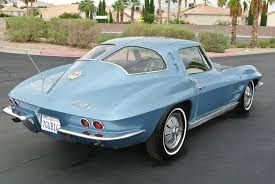 what year was the split window corvette made no reserve split window 19k mile 1963 chevrolet corvette bring
