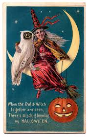 312 best halloween vintage post cards images on pinterest