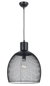 Black Iron Pendant Light Pendant Lighting The Maglia Metal Mesh Pendant Light Available