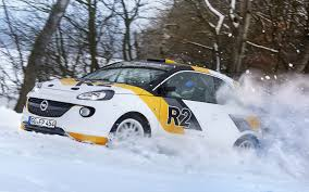 opel winter opel adam r2 rally car concept 2013 widescreen exotic car
