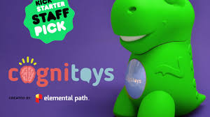 cognitoys internet connected smart toys that learn and grow by