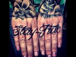 finger stay true tattoomagz