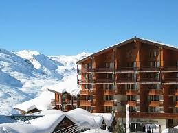 hotel val thorens boeken snowtime travel