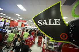target gift card sale black friday target shoppers nationwide score doorbusters as black friday gets
