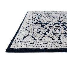 Black And White Floor Rug Soft U0026 Stylish Plush Rugs Shades Of Light