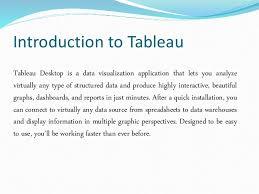 tableau visualization tutorial tableau free tutorial