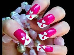 how to simple nail art com nail arts and nail design ideas