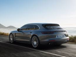 porsche family car the porsche panamera sport turismo wagon has arrived business