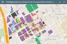 Vta San Jose Map by The San Jose Blog Downtown San Jose Ground Floor Activation