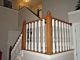 Railing Banister 85 Best Railings Spindels And Newel Posts For Stairs Images On