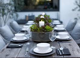 modern table settings modern table setting ideas freshome