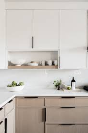 modern kitchen with white oak cabinets a new take on all wood kitchens studio mcgee