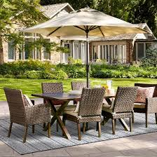 Target Threshold Patio Furniture Halsted Wicker Patio Furniture Collection Threshold Target