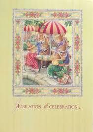 susan wheeler cards susan wheeler pond hill rabbit wedding cake card ebay