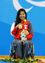 paralympics singapore u0027s s2 100m backstroke world record holder