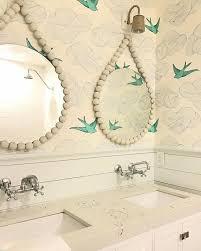 wallpaper for bathrooms ideas best 25 bathroom wallpaper ideas on half bathroom