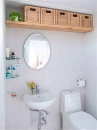 Storage Solutions For Small Bathrooms Best 25 Space Saving Bathroom Ideas On Pinterest Ideas For