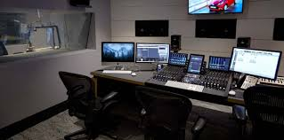 Producer Studio Desk by Aka Design Recording Studio Furniture For Mixing Composing And