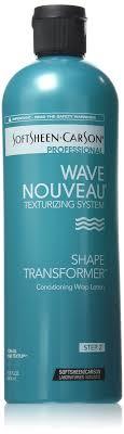 how to care for wave nouveau hair amazon com softsheen carson wave nouveau coiffure shape release