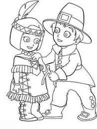 printable thanksgiving indians coloring page printable coloring