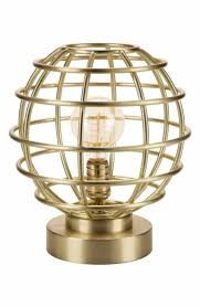 Brass Colored Desk Lamp Metallic Table Lamps Lighting Lamps U0026 Fans Nordstrom