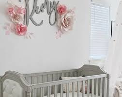 Nursery Room Wall Decor Nursery Wall Decor Etsy