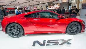 How Much Is The Acura Nsx Honda Looks To The Revamped Acura Nsx To Fire Up Its Brand Fortune