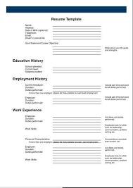 Online Resume Templates Free Resume Templates Free Printable Simple Printable Functional