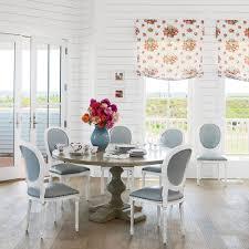 Coastal Dining Room Tables Cinnamon Shore Showhouse Photo Tour Coastal Living
