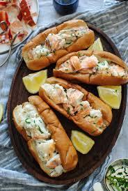 lobster roll recipe lobster rolls bev cooks