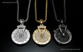 men necklace pendants images Mens necklace pendants zodiac horoscope wheel pendant chain jpg