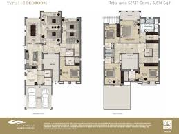arabian ranches floor plans la avenida in arabian ranches emaar properties