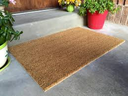 Exterior Door Mat Best Large Front Door Mats Dirt Catcher Boomer The Large