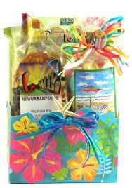 themed gift basket florida theme gift box