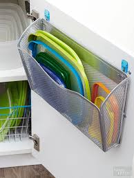 kitchen organization ideas for the inside of the cabinet super creative kitchen organization ideas the happy housie