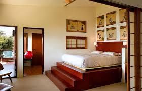 Asian Inspired Platform Beds - modern asian bedroom sets japanese lighting art with modern beds