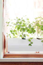 indoor windowsill planter make a floating pvc window planter a beautiful mess