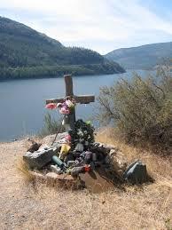 roadside memorial crosses for sale montana brad edmondson