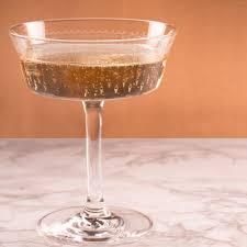 retro martini urban bar 1920 prohibition etched crystal retro fizzio glasses