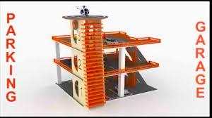 wood toy parking garage building plans cnc laser youtube house