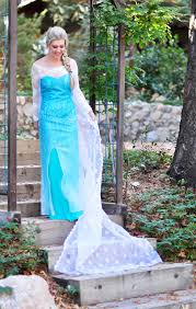 Halloween Costumes Elsa Diy Frozen Elsa Snow Queen Costume Love Maegan
