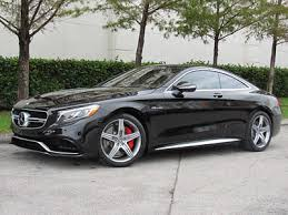 mercedes s63 amg for sale 2016 mercedes s63 amg coupe luxury vehicle for sale in