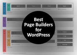 25 best drag u0026 drop wordpress page builder plugins 2017