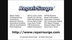 acura rl repair manual with service info for 2003 2004 2005