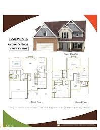 what is a split floor plan capshaw development co