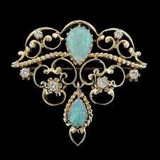 opal earrings necklace images Estate opal jewelry long 39 s jewelers jpg