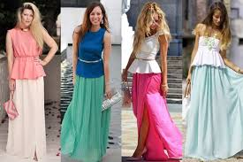 how to wear and what to wear with long skirts q u0026a gorgeautiful com