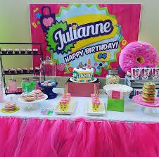 Home Decorating Party Companies Birthday Parties In Edmonton Mudpie Parties